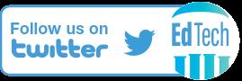 EdTech Twitter profile opens in new window